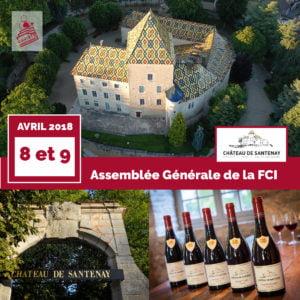 Reponse AG FCI - Chateau Santenay