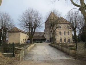 C'est dans le magnifique cadre du château de Santenay que se déroule la prochaine AG de la FCI, les 8 et 9 avril prochain.