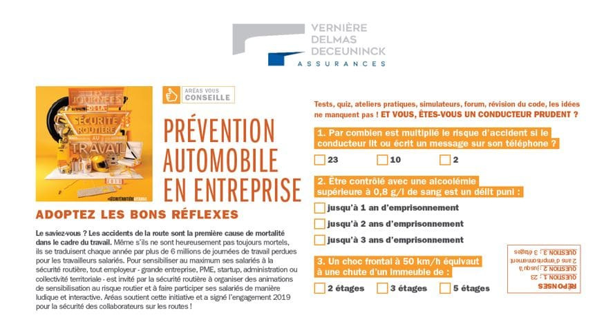 Verniere & Delmas assurance