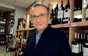 Jean-Luc Malkowiak de la cave Trésor de Vin (Boulogne-sur-Mer) qui nous parle de rester maître de l'offre proposée.