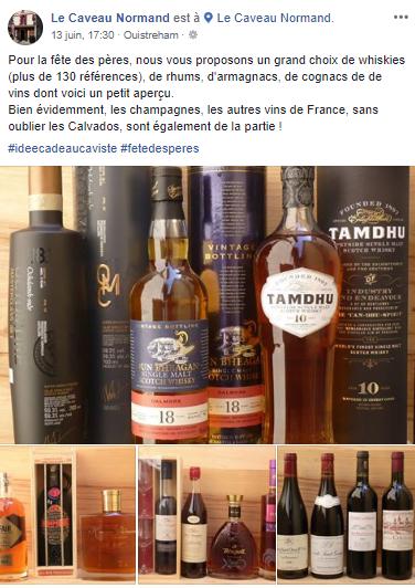 FB - Le Caveau Normand