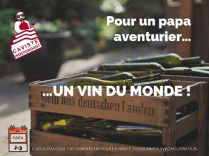 🎊 J-3 avant la Fête des Pères !   L'idée cadeau du jour est pour tous les papas qui rêvent d'aventures... 🌏
