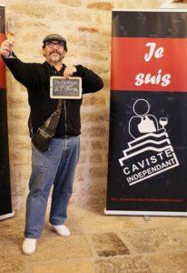AG FCI 153 - Je suis caviste independant - Vigne à olivier