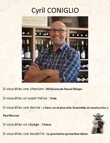 Cyril CONIGLIO:Rhône Magnum, la Cave - 26600 Pont de l'Isère