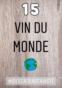 Envie de depaysement, de surprendre et de changer de l'ordinaire ? Partez à la découverte des vins du monde ! 🌏 Ce n'est pas le choix qui manque chez vos Cavistes Indépendants !