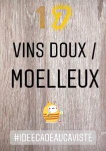 Les vins moelleux et liquoreux sont des vins naturellement doux qui donnent une sensation d'onctuosité et de velours en bouche ! Ils s'accordent parfaitement bien avec le foie-gras et les desserts des repas de fêtes ! 😍