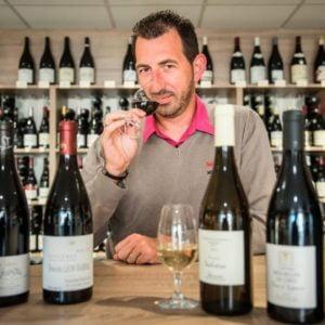 Stéphane Alberti - Cave Vin Passion - Meilleur Caviste de France 2014